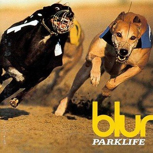 BLUR LP Parklife (Khaki Coloured Vinyl)