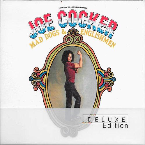 JOE COCKER 2xCD Mad Dogs & Englishmen (Deluxe Edition)