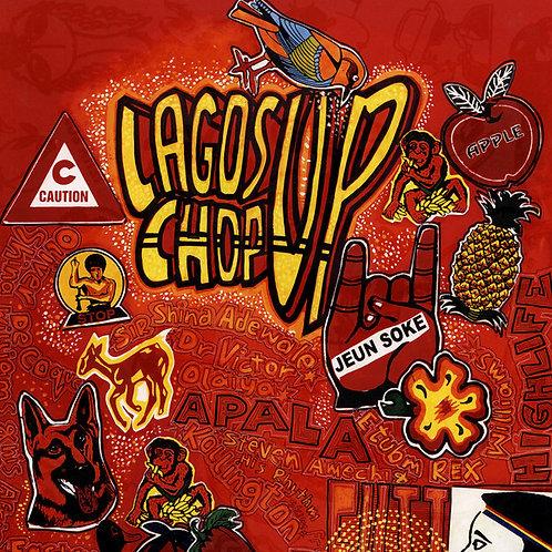 VARIOS 2xLP Lagos Chop Up