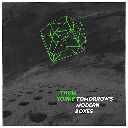 THOM YORKE LP Tomorrow's Modern Boxes (White Coloured Vinyl)
