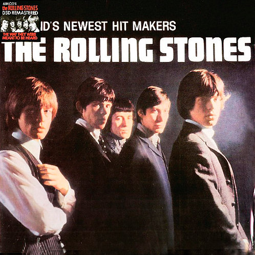 ROLLING STONES LP England's Newest Hit Makers (DSD Remastered)