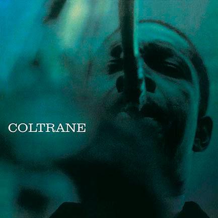 JOHN COLTRANE LP Coltrane (Deluxe Gatefold Edition)