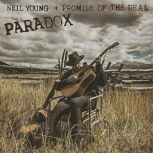 NEIL YOUNG + PROMISE OF THE REAL 2xLP Paradox