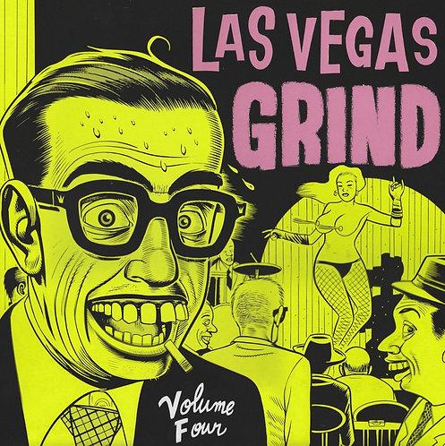 VARIOS LP Las Vegas Grind Volume Four (Gatefold)
