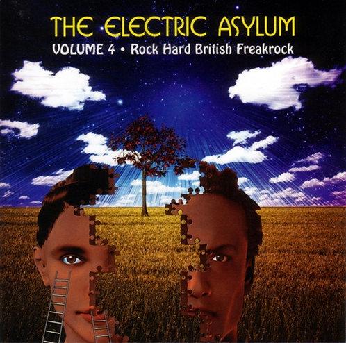VARIOUS CD Electric Asylum Volume 4 (British Freakrock)
