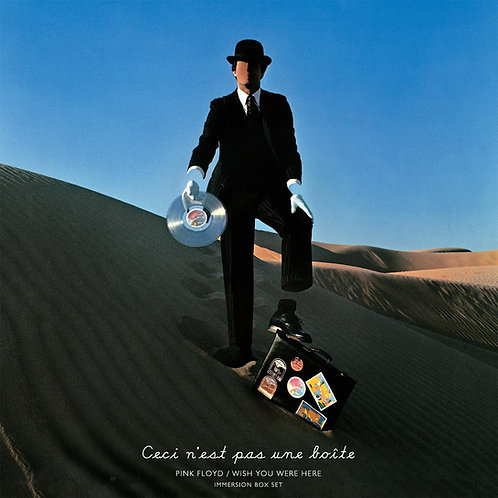 PINK FLOYD 2xCD+2xDVD+2xBLU-RAY Wish You Were Here - Immersion Box Set