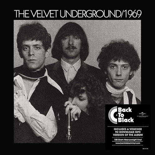 VELVET UNDERGROUND 2xLP 1969
