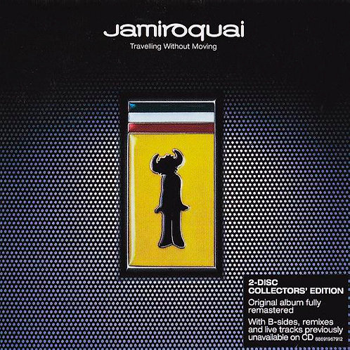 JAMIROQUAI 2xCD Travelling Without Moving (Collectors' Edition)