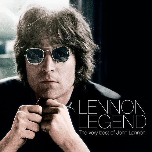 JOHN LENNON CD Legend (The Very Best)