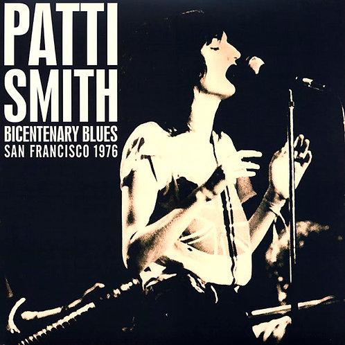 PATTI SMITH 2xLP Bicentenary Blues (San Francisco 1976)