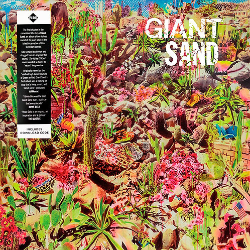 GIANT SAND LP Returns To Valley Of Rain
