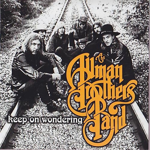 ALLMAN BROTHERS BAND CD Keep on Wondering