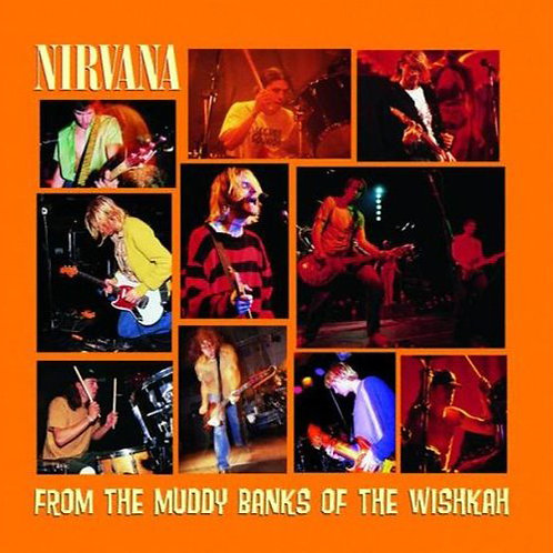 NIRVANA 2xLP From The Muddy Banks Of The Wishkah