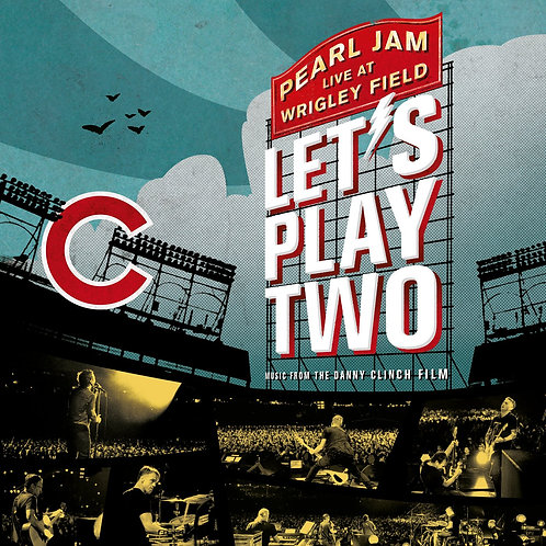 PEARL JAM 2xLP Let's Play Two - Live At Wrigley Field