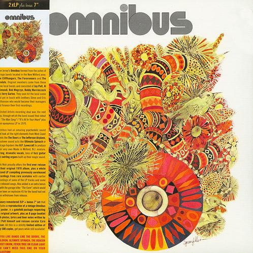 """OMNIBUS 2xLP+7"""" Omnibus"""