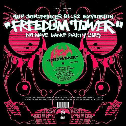 JON SPENCER BLUES EXPLOSION LP Freedom Tower