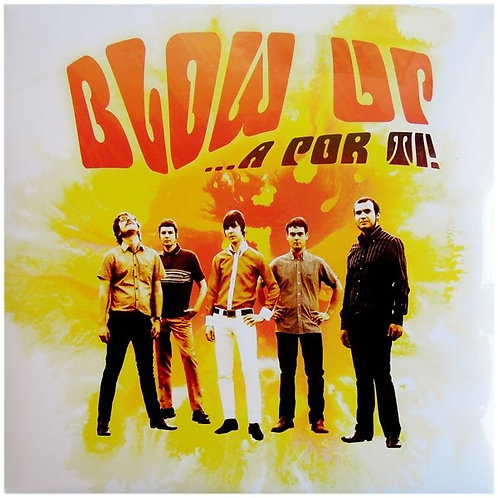 BLOW UP LP A Por Ti! (Mod Pop Rock)