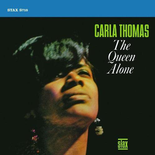 CARLA THOMAS CD The Queen Alone (+Bonus Tracks)