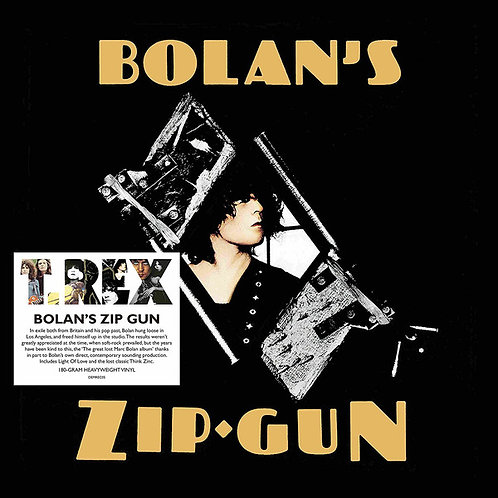 T. REX LP Zip Gun (Di-Cut Sleeve)