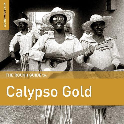 VARIOS LP The Rough Guide To Calypso Gold