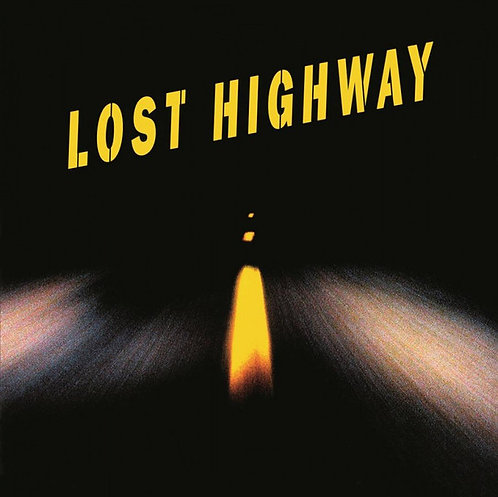 VARIOUS 2xLP Ost Lost Highway (David Lynch)