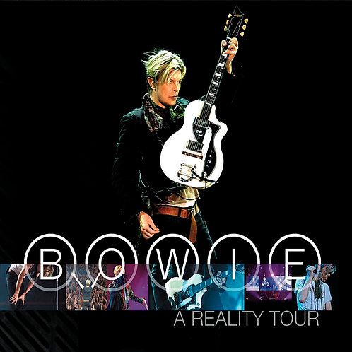 DAVID BOWIE 2xCD A Reality Tour