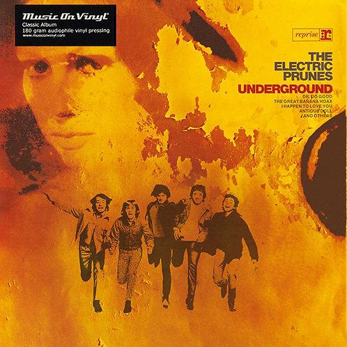 THE ELECTRIC PRUNES LP Underground (180 gram audiophile vinyl)