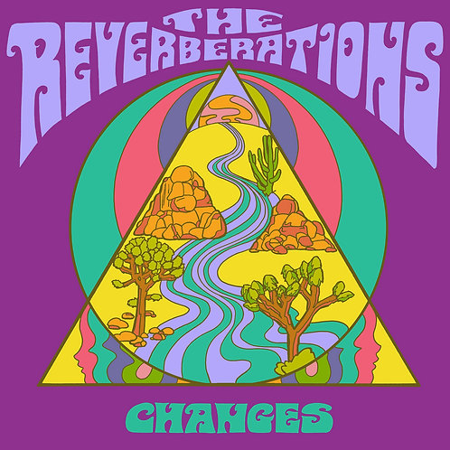 THE REVERBERATIONS LP Changes