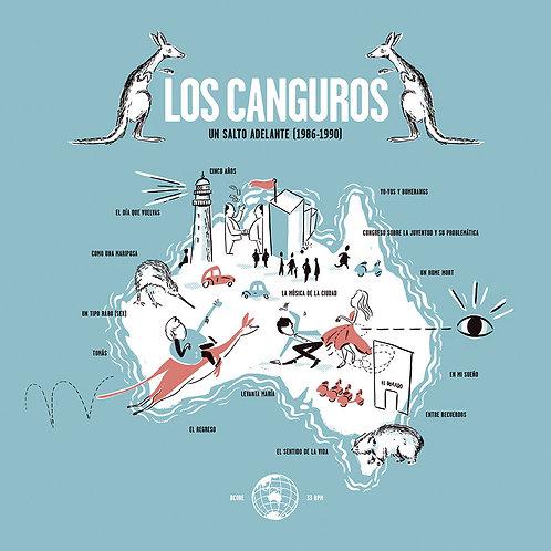 LOS CANGUROS LP Un Salto Adelante (1986-1990)