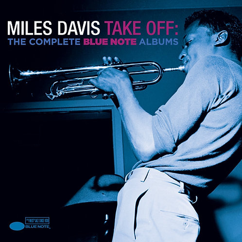 MILES DAVIS 2xCD Take Off: The Complete Blue Note