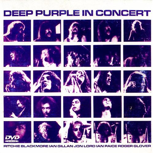 DEEP PURPLE 2xCD+DVD In Concert (Deluxe Edition Digipack)
