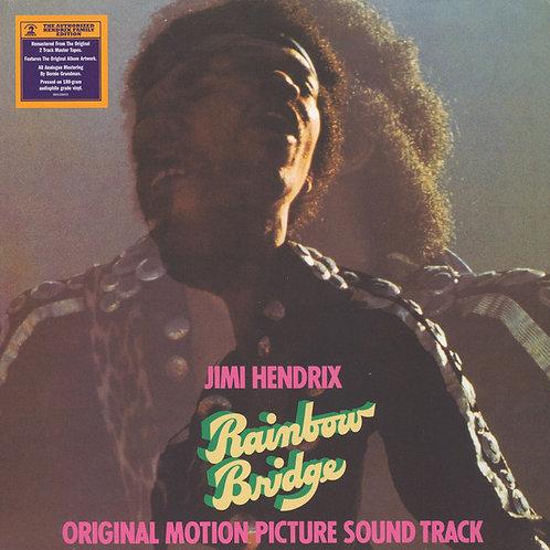 JIMI HENDRIX LP Rainbow Bridge (Gatefold)