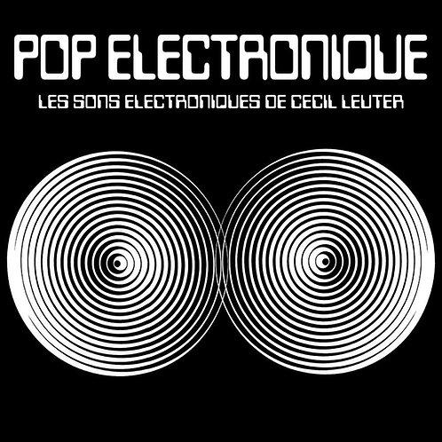 CECIL LEUTER CD Pop Electronique