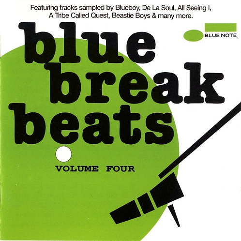 VARIOS CD Blue Break Beats Volume 4