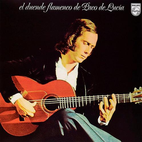 PACO DE LUCIA LP El Duende Flamenco De Paco De Lucía