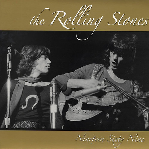 ROLLING STONES LP Nineteen Sixty Nine (Smoked Purple Coloured Vinyl)