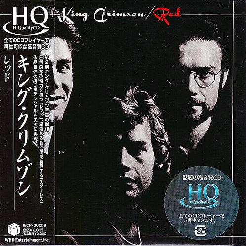 KING CRIMSON CD Red (Japan Mini Lp replica)