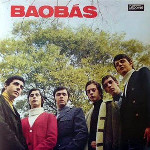 OS BAOBAS LP Os Baobás