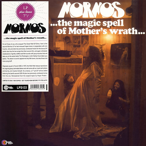 "MORMOS ‎LP+EP 7"" The Magic Spell Of Mother's Wrath"