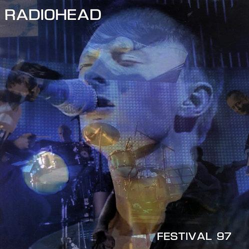 RADIOHEAD LP Festival 97
