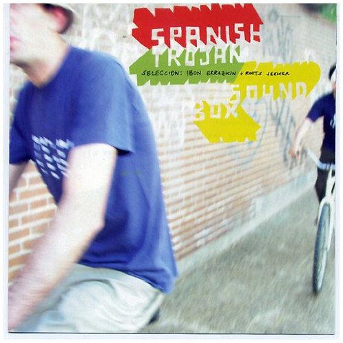 VARIOUS CD Spanish Trojan Sound Box