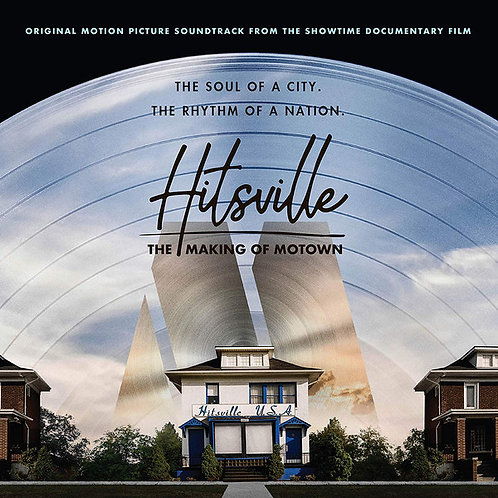VARIOS LP Hitsville: The Making Of Motown (Original Motion Picture Soundtrack)