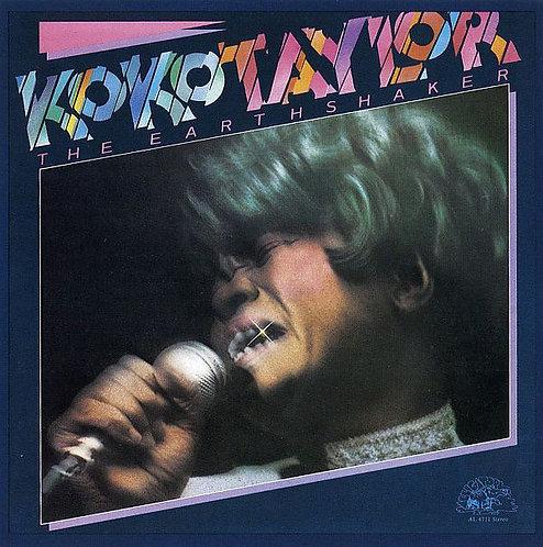 KOKO TAYLOR CD The Earthshaker