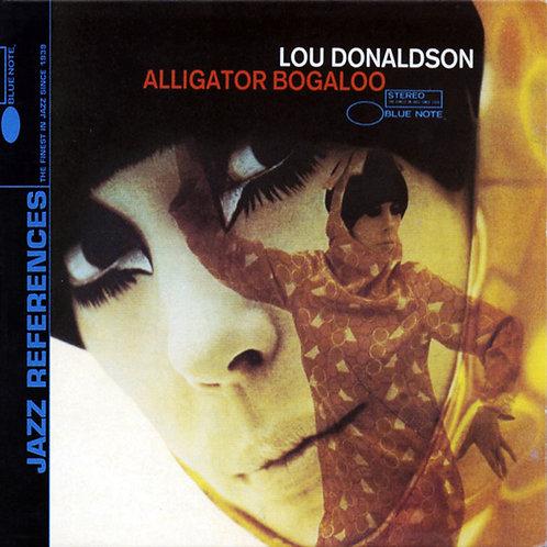 LOU DONALDSON CD Alligator Bogaloo (Jazz References Digipack)