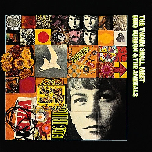 ERIC BURDON & THE ANIMALS CD Twain Shall Meet