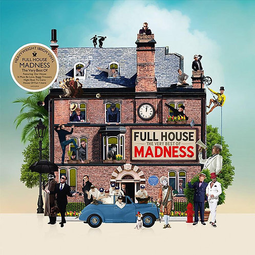 MADNESS LP Full House (The Very Best Of Madness)