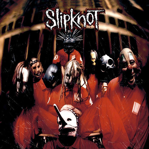 SLIPKNOT LP Slipknot (Green Coloured Vinyl)