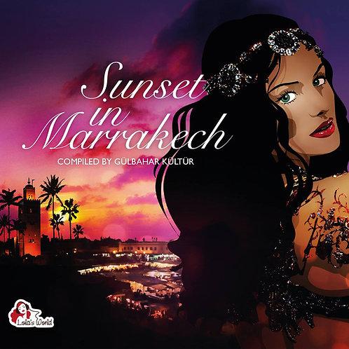 VARIOS CD Sunset In Marrakech