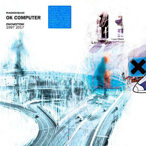 RADIOHEAD 3xLP OK Computer OKNOTOK 1997 2017