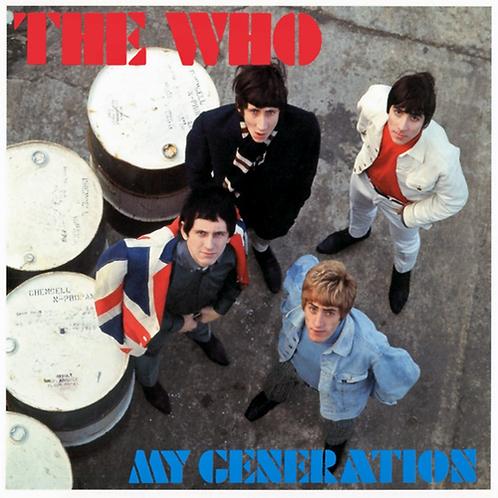 WHO LP My Generation (Mono UK)